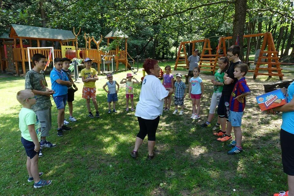 MDD Šiatorská Bukovinka - program pre deti