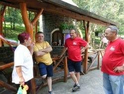 MDD Šiatorská Bukovinka – o zdarný priebeh podujatia sa postaral starosta obce J. Badinka