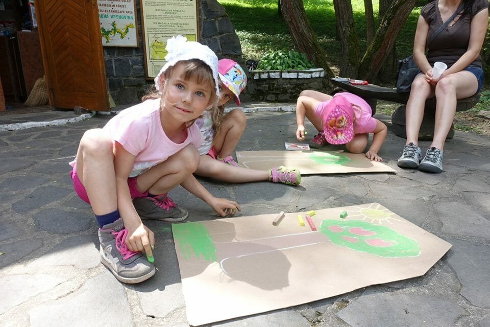 MDD Šiatorská Bukovinka - súťaž v kreslení